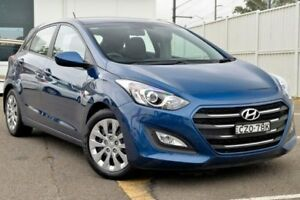 2014 Hyundai i30 GD2 Active Blue 6 Speed Sports Automatic Hatchback Gosford Gosford Area Preview