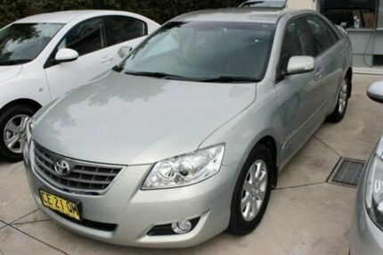 2008 Toyota Aurion GSV40R Touring SE Silver 6 Speed Sequential Auto Sedan East Maitland Maitland Area Preview