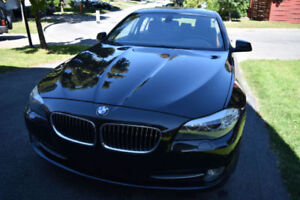 2011 BMW 5-Series xDrive 535i 107000km $22,000