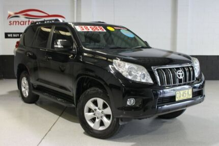 2013 Toyota Landcruiser Prado GXL Black Automatic Wagon Southport Gold Coast City Preview
