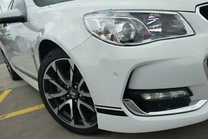 2016 Holden Commodore VF II MY16 SS V White 6 Speed Sports Automatic Sedan Thornleigh Hornsby Area Preview