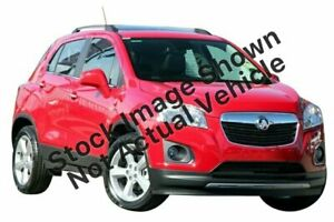 2016 Holden Trax TJ MY16 LTZ Red 6 Speed Automatic Wagon Ashmore Gold Coast City Preview