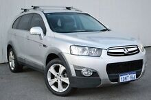 2011 Holden Captiva CG MY10 LX AWD Silver 5 Speed Sports Automatic Wagon Midland Swan Area Preview