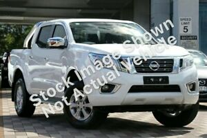 2017 Nissan Navara D23 S2 ST White 7 Speed Sports Automatic Utility Ashmore Gold Coast City Preview