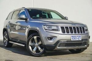 2014 Jeep Grand Cherokee WK MY15 Limited Grey 8 Speed Sports Automatic Wagon Bellevue Swan Area Preview
