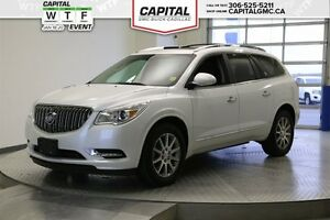 2016 Buick Enclave Leather AWD *Reverse Camera - Heated Seats -