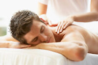 Male Massage Therapist $50/hr West End
