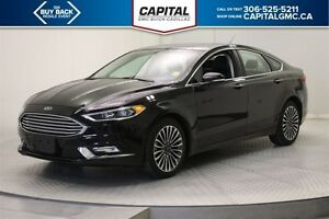 2017 Ford Fusion SE AWD *Leather-Sunroof-Navigation-Back Up Came