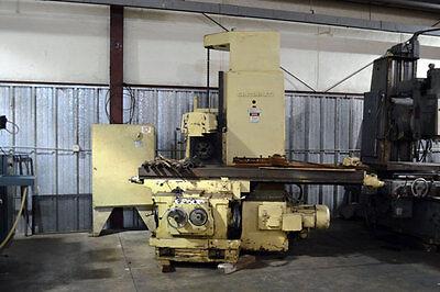 Cincinnati 650-20dk Horizontal Bed Type Mill Milling