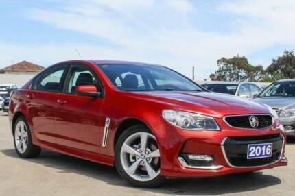 FROM $119 P/WEEK ON FINANCE* 2016 HOLDEN COMMODORE SV6 Coburg Moreland Area Preview