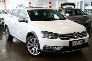 2012 Volkswagen Passat Type 3C MY13 Alltrack DSG 4MOTION 6 Speed Sports Automatic Dual Clutch Wagon Frankston Frankston Area Preview