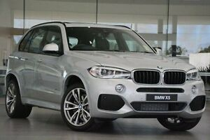 2016 BMW X5 F15 sDrive25d Silver 8 Speed Automatic Wagon Wangara Wanneroo Area Preview
