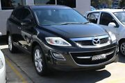 2012 Mazda CX-9 TB10A4 MY12 Luxury Black 6 Speed Sports Automatic Wagon Maryville Newcastle Area Preview