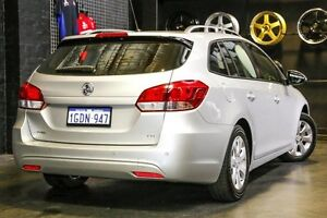 2016 Holden Cruze JH Series II MY16 CD Sportwagon Silver 6 Speed Sports Automatic Wagon Northbridge Perth City Area Preview