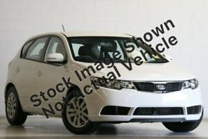 2011 Kia Cerato TD MY12 S Silver 6 Speed Sports Automatic Hatchback Gympie Gympie Area Preview