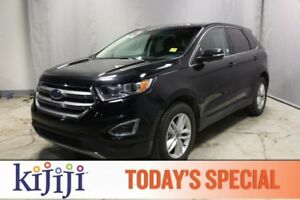 2017 Ford Edge AWD SEL Heated Seats,  Back-up Cam,  Bluetooth,