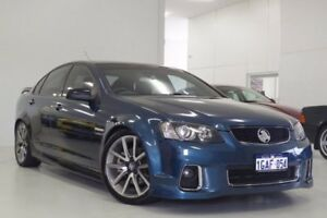 2012 Holden Commodore VE II MY12 SS V Blue 6 Speed Manual Sedan Myaree Melville Area Preview