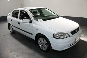 2003 Holden Astra TS CD White 5 Speed Manual Sedan Pennington Charles Sturt Area Preview