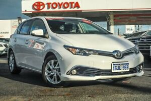 2017 Toyota Corolla ZRE182R MY17 Ascent Sport Glacier White 7 Speed CVT Auto Sequential Hatchback