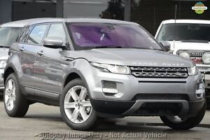 2014 Land Rover Range Rover Evoque L538 MY14 SD4 Pure Grey 9 Speed Sports Automatic Wagon Osborne Park Stirling Area Preview