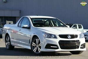 2013 Holden Ute VF MY14 SS Ute White 6 Speed Manual Utility East Rockingham Rockingham Area Preview
