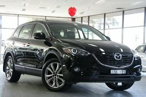 2013 Mazda CX-9 MY13 Luxury (FWD) Black 6 Speed Auto Activematic Wagon Roseville Ku-ring-gai Area Preview