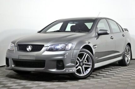 2011 Holden Commodore VE II SV6 Grey 6 Speed Sports Automatic Sedan Edwardstown Marion Area Preview