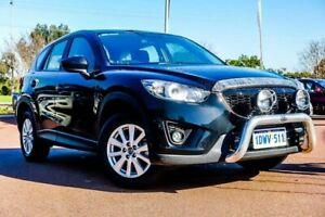 2012 Mazda CX-5 KE1021 Maxx SKYACTIV-Drive AWD Sport Black 6 Speed Sports Automatic Wagon Wangara Wanneroo Area Preview