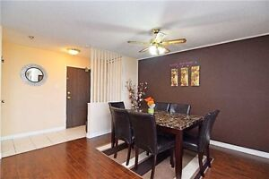 Fully Upgraded 3 B/R, 2 W/R Condo Close To Bramalea City Center