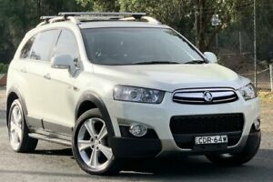 2011 Holden Captiva CG Series II 7 AWD LX 6 Speed Sports Automatic Wagon Lansvale Liverpool Area Preview