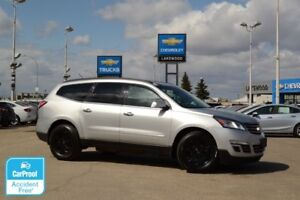 2013 Chevrolet Traverse LTZ 4x4 (DVD, Heated Leather, Remote Sta