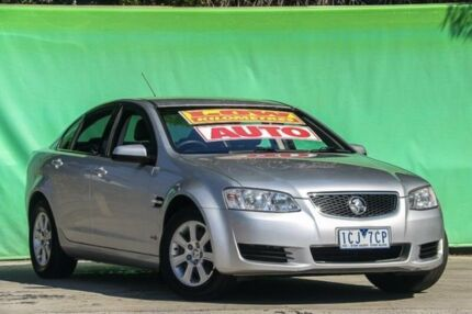 2011 Holden Commodore VE II Omega Silver 6 Speed Sports Automatic Sedan Ringwood East Maroondah Area Preview