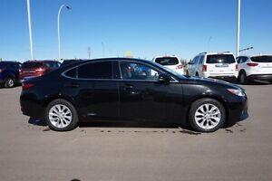 2014 Lexus ES 300h HYBRID Navigation (GPS),  Leather,  Sunroof,  Edmonton Edmonton Area image 9