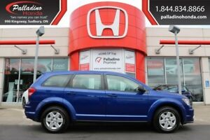 2012 Dodge Journey Canada Value Pkg - SELF CERTIFY -