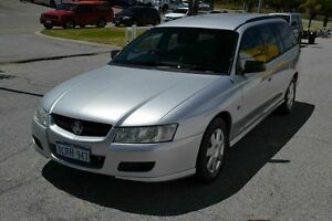 2006 Holden Commodore Exec Silver 4 Speed Automatic Wagon East Rockingham Rockingham Area Preview