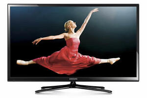 "New condition Samsung PN60F5300 60"" 1080p 600HZ Plasma TV"