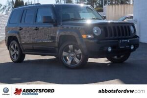 2014 Jeep Patriot Sport ONE OWNER, BC CAR, AWESOME PRICE!