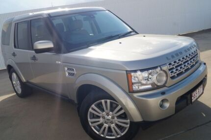 2011 Land Rover Discovery 4 Series 4 MY11 SDV6 CommandShift HSE Ipanema Sand 6 Speed