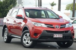 2015 Toyota RAV4 ZSA42R MY14 GX 2WD Wildfire 7 Speed Constant Variable Wagon Macgregor Brisbane South West Preview