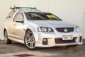 2011 Holden Ute VE II SV6 Silver 6 Speed Sports Automatic Utility Myaree Melville Area Preview