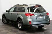 2014 Subaru Outback B5A MY14 2.5i Lineartronic AWD Green 6 Speed Constant Variable Wagon Seven Hills Blacktown Area Preview