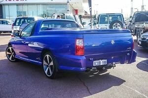 2007 Holden Ute VZ MY06 SVZ Impulse Blue 5 Speed Automatic Utility Westminster Stirling Area Preview