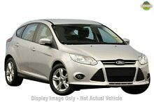 2012 Ford Focus LW Trend PwrShift White 6 Speed Sports Automatic Dual Clutch Hatchback Cannington Canning Area Preview