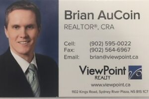BUYING OR SELLING? Call Brian AuCoin!
