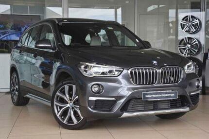 2015 BMW X1 F48 xDrive25i Steptronic AWD Grey 8 Speed Sports Automatic Wagon Darra Brisbane South West Preview