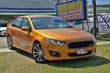 2014 Ford Falcon FG X XR6 Victory Gold 6 Speed Automatic Sedan Capalaba West Brisbane South East Preview