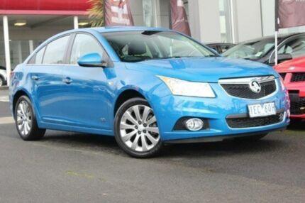 2014 Holden Cruze  Perfect Blue Auto Seq Sportshift Sedan Watsonia North Banyule Area Preview