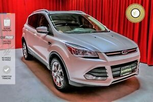 2014 Ford Escape LEATHER! AWD! BACK UP CAM!