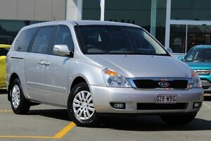 2011 Kia Grand Carnival VQ MY12 S Silver 6 Speed Sports Automatic Wagon Wavell Heights Brisbane North East Preview