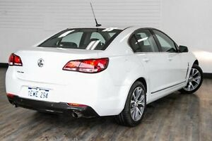 2015 Holden Calais VF MY15 White 6 Speed Sports Automatic Sedan Victoria Park Victoria Park Area Preview